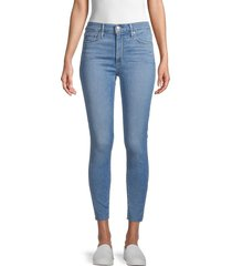 joe's jeans women's high-rise skinny jeans - duxbury - size 25 (2)