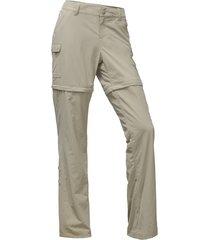 pantalon mujer paramount 2.0 convertible pant - the north face