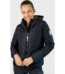 parka everlast elite negro - calce regular