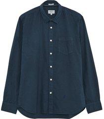 camisa azul navy pepe jeans