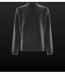 giacca micro fleece
