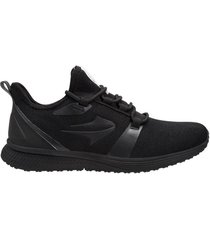 zapatila negra topper squat