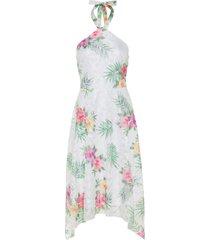 abito in maglina (bianco) - bodyflirt boutique