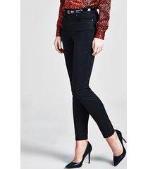 spodnie model skinny