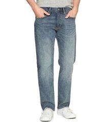 jeans slim authentic medium azul gap gap