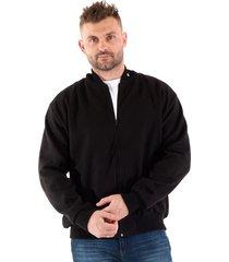 jaqueta konciny tecido preto
