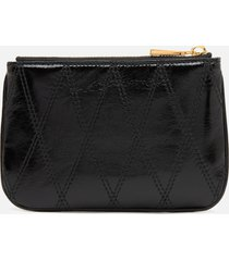 bally women's vody wallet - black