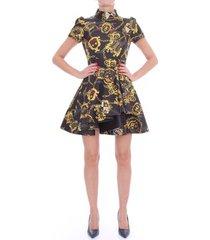 korte jurk versace d2hzb406