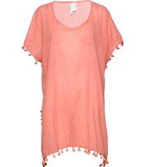 amnesia kaftan beach wear rosa seafolly
