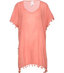 amnesia kaftan beach wear rosa seafolly