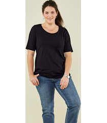 basic shirt janet & joyce zwart