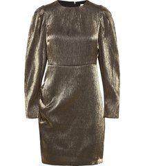 juliana kort klänning silver sofie schnoor