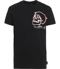 outline skull t-shirt