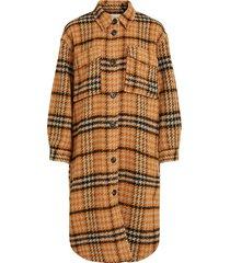 lola long coat