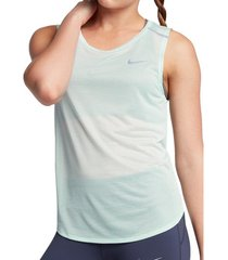 top nike breathe run tank women
