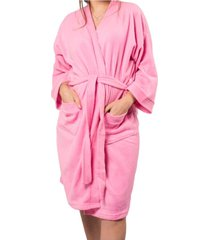 levantadora mujer polar rosado santana