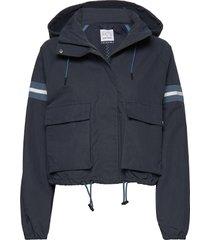 istad light jacket sommarjacka tunn jacka blå kari traa
