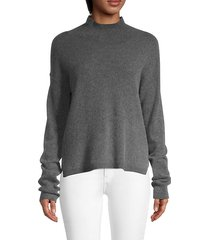 cashmere dropped-shoulder sweater