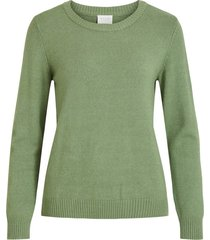 o-neck knit top