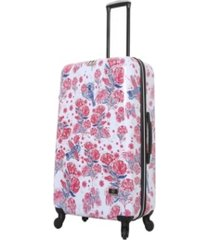 "halina car pintos fly 28"" hardside spinner luggage"