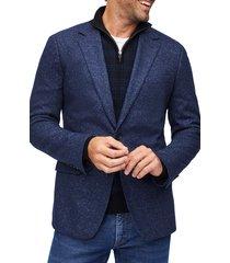 men's bonobos slim fit wool blend knit blazer
