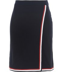 thom browne a-line skirt