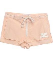 courrèges shorts