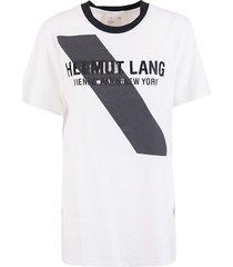 helmut lang sash standard t-shirt