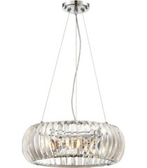 designers fountain allure 3 light pendant