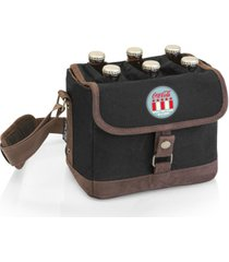 legacy by picnic time coca-cola beer caddy cooler tote with opener