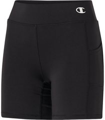 shorts i stretchtrikå