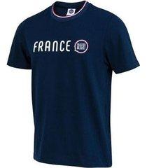 t-shirt korte mouw allez les bleus t-shirt vip france