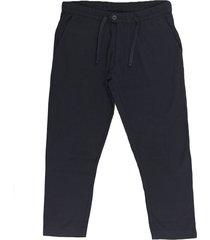 butcher of blue pantalon 191200 sweatflex chino blauw
