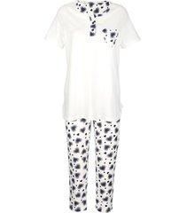pyjama blue moon ecru::marine