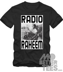 radio raheem, do the right thing, love hate, bed-stuy do or die black t-shirt