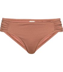 ruched side retro bikinitrosa brun seafolly