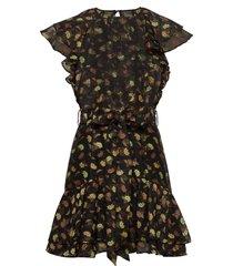 stacia by nbs korte jurk multi/patroon custommade
