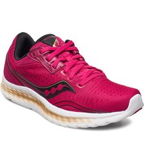 kinvara 11 shoes sport shoes running shoes rosa saucony