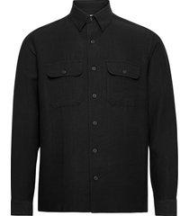 alice skjorta casual svart mango