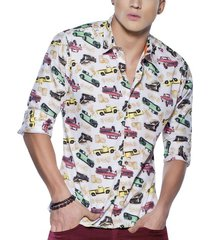 camisa blanco atypical
