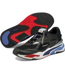 tenis - lifestyle - puma  rs fast bmw motorsport - negro - ref : 30677001