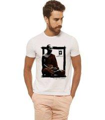 camiseta joss - meditação - masculina