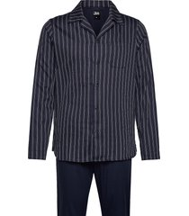 jbs pyjamas woven pyjamas blå jbs