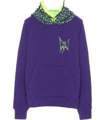 marc jacques burton hoodie