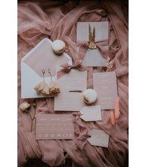 kolczyki ślubne cappuccino kwiaty boho wesele