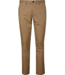 michael kors rear patched plain trousers