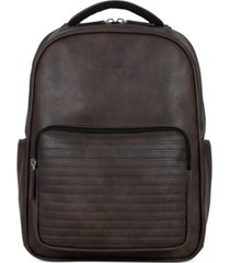kenneth cole reaction men's laptop backpack bag