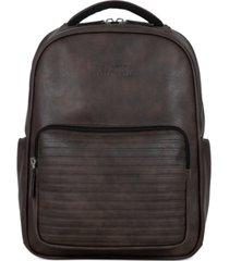 kenneth cole reaction men's laptop backpack bag