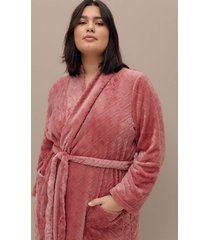 morgonrock mlise l/s bathrobe