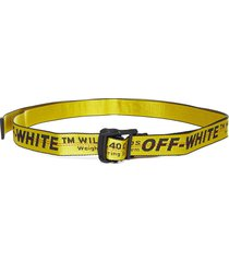 off-white belt